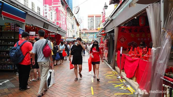 Chinatown businesses brace themselves for a subdued Chinese New Year amid COVID-19