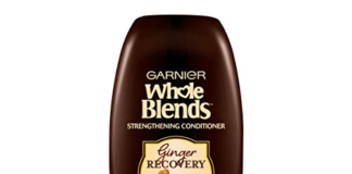 Garnier Hair Care Complete Blends Ginger Recovery Strengthening Conditioner, 12.5 Fl Oz