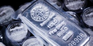 Silver surges as speculators give attention to commodities