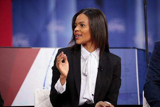Candace Owens says she's keen on working for the president