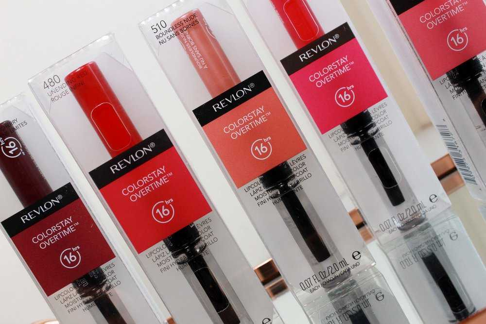 Revlon Colorstay Overtime Lipcolor Swatches,Lashed Liquid Lipstick